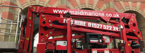 Access Hire | Maid Marions