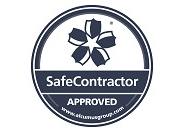 Safe Contractor logo | Maid Marions