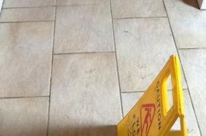 Tiled Floor Cleaning | Maid Marions